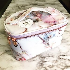 Imushion Marbled Cosmetic Bag